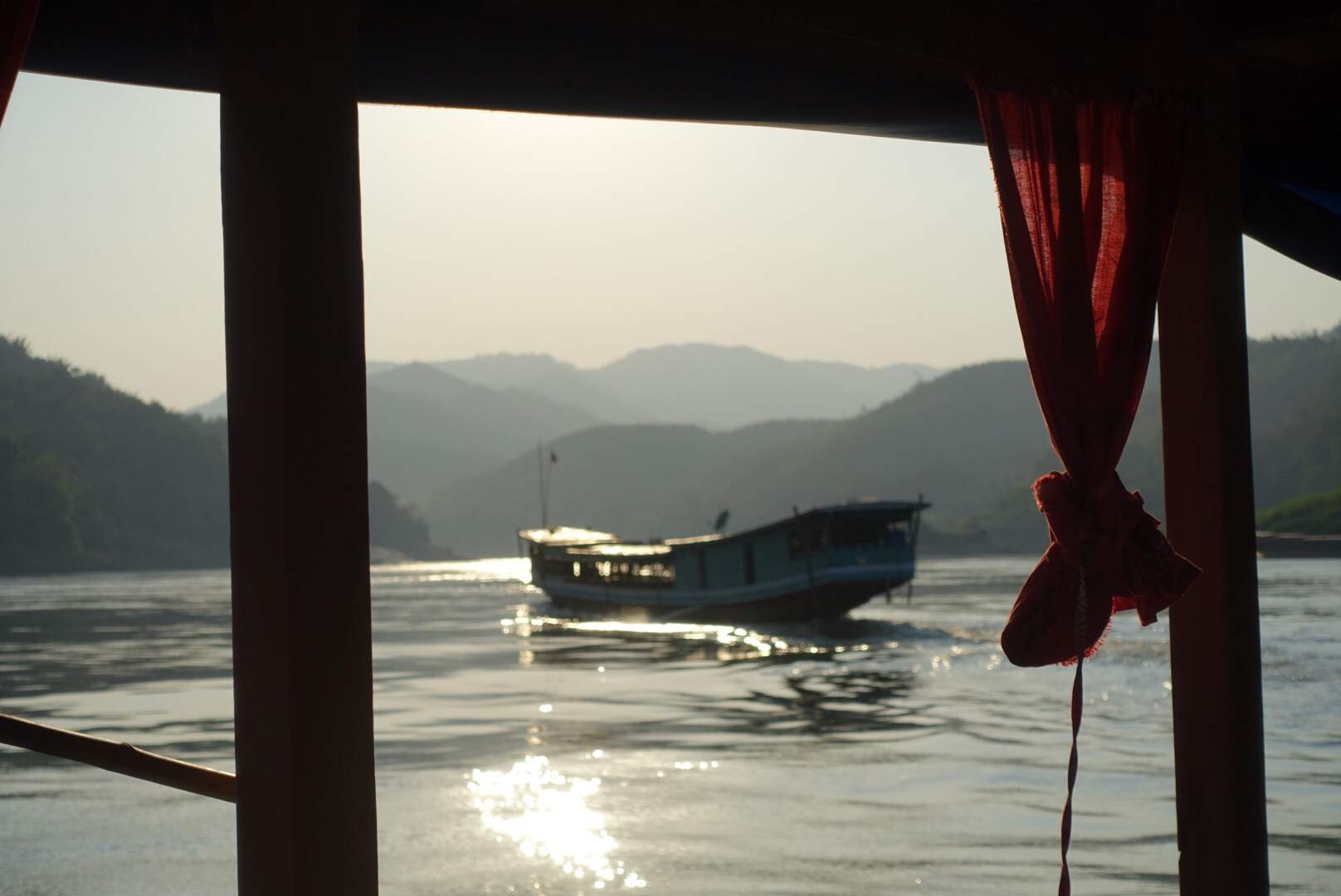 Slow Boat to Laos: A Journey down the Mekong
