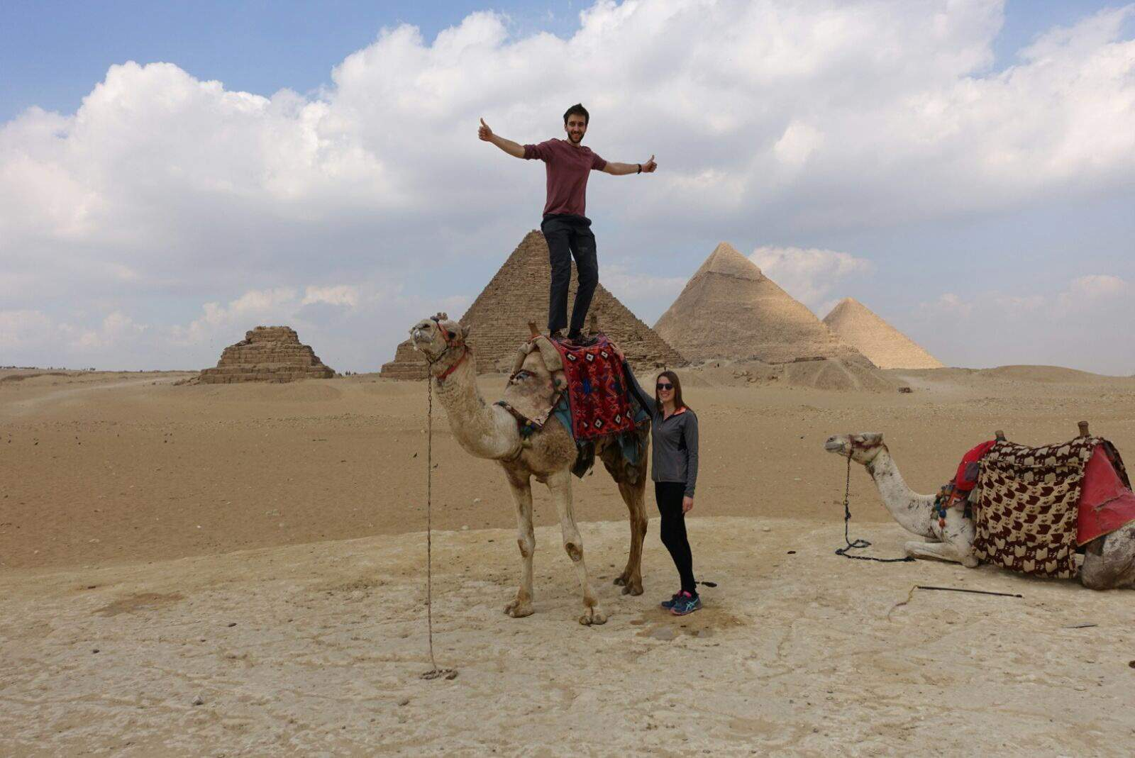 Whirlwind tour of Giza