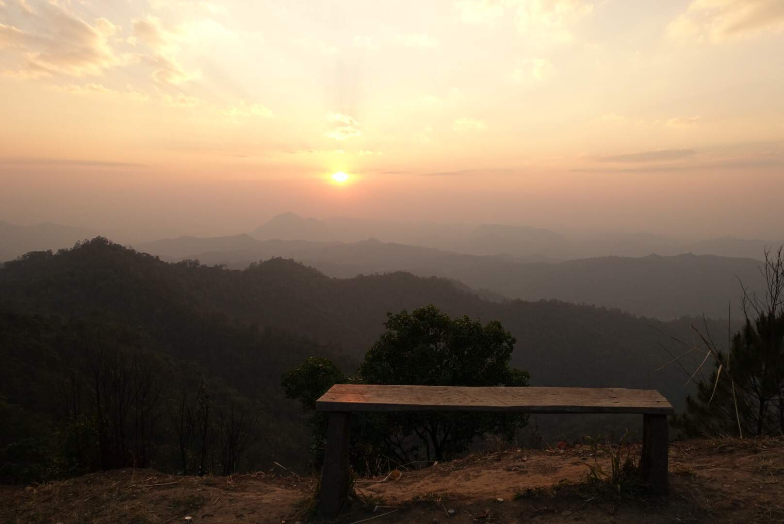 Sunset view point