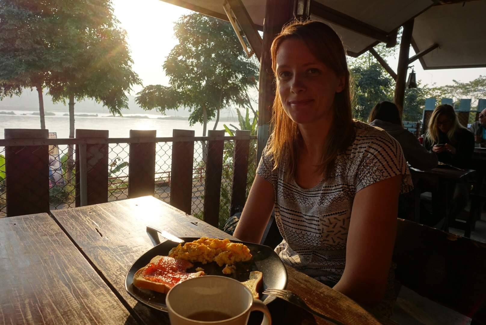 Breakfast Chiang Kong
