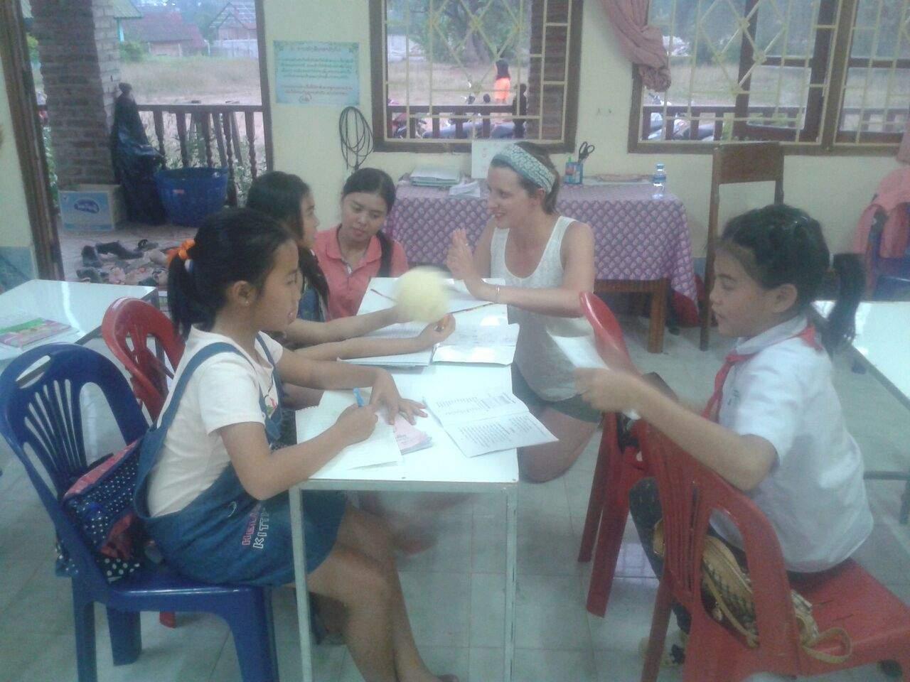Abi teaching